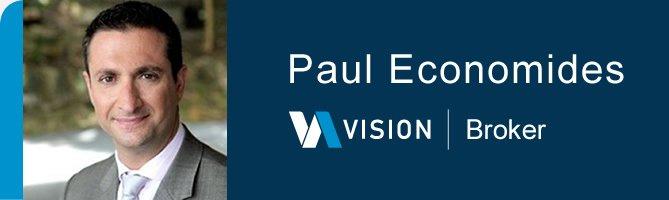 Paul Economides - Vision Broker
